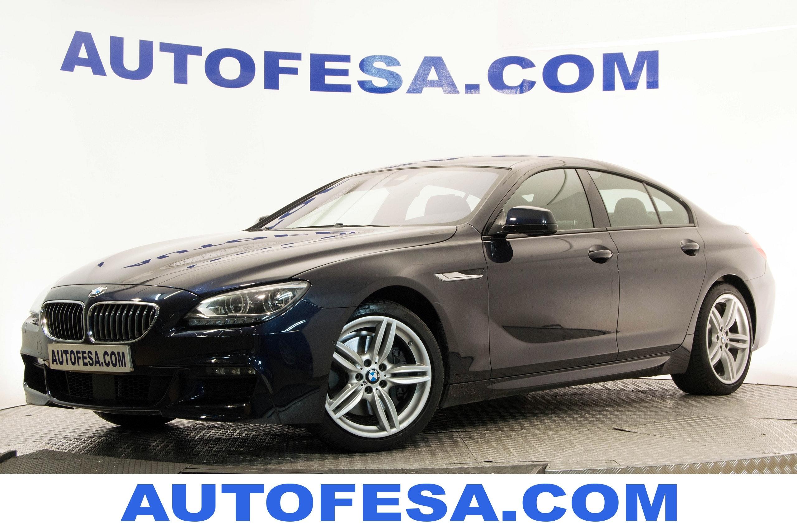 Fotos del BMW 640 640d F06 Gran Coupe Pack M 313cv Auto 4p Exterior 1
