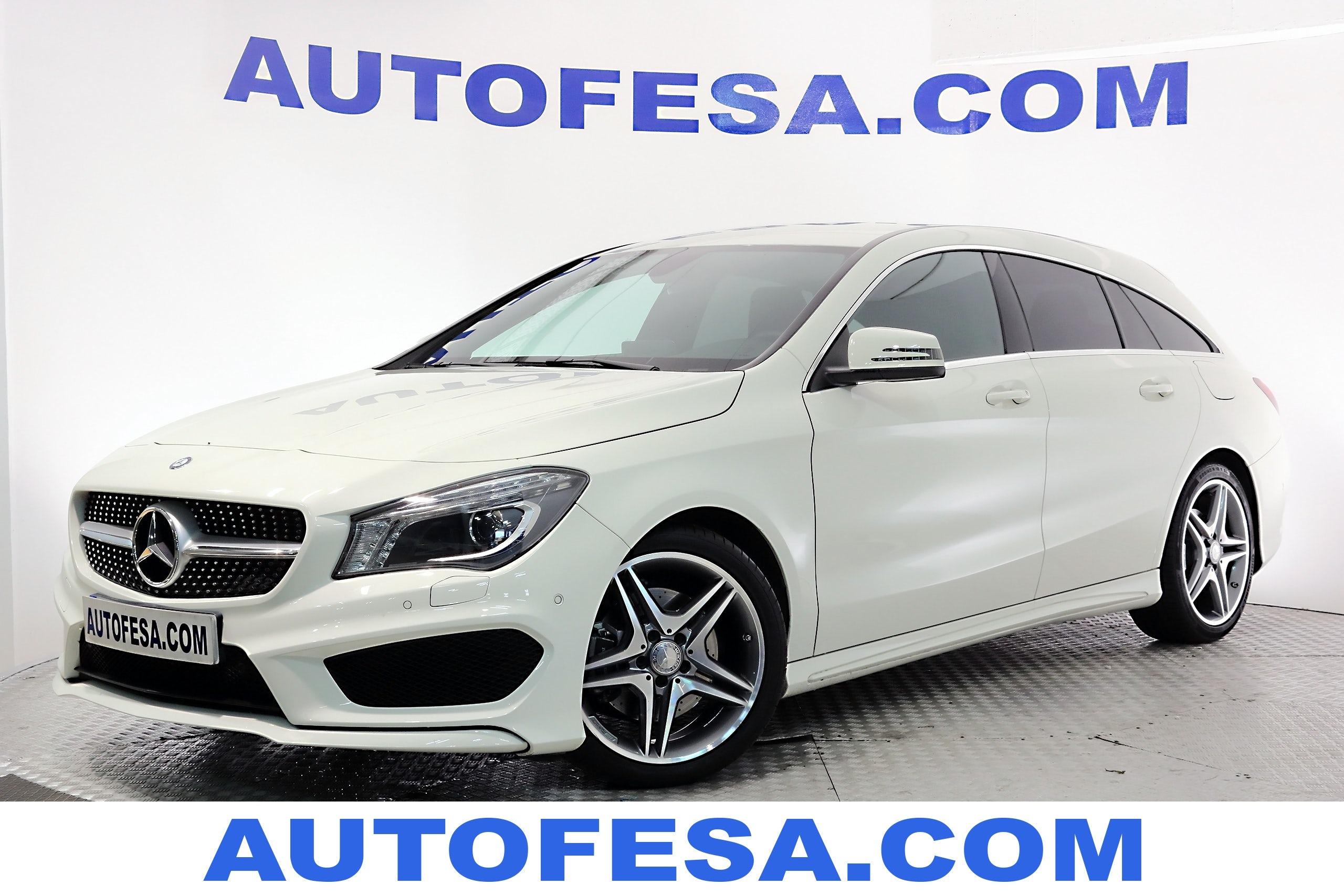 Fotos del Mercedes-benz Cla 220 CLA 220 CDI 177cv 4p AMG Auto S/S Exterior 1
