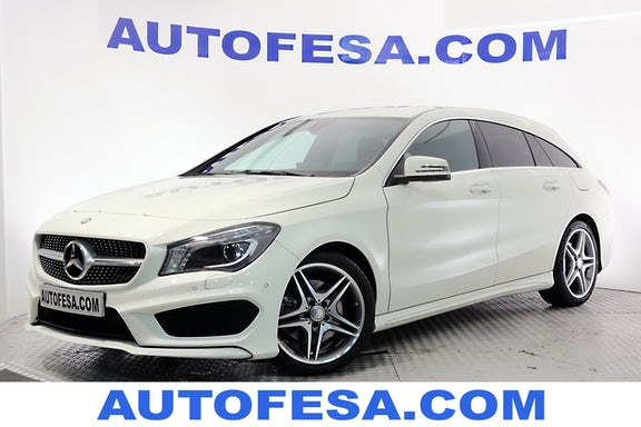 Mercedes-benz Cla 220 CLA 220 CDI 177cv 4p AMG Auto S/S