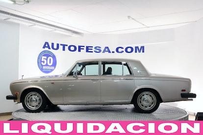 Rolls-Royce Silver Shadow de ocasión.