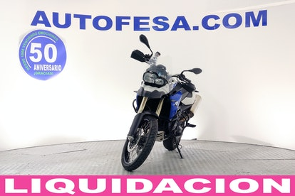 BMW F 800 Gs F 800 GS TH ANIVERSARIO 85cv