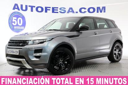 Land Rover Range Rover Evoque de ocasión en Madrid EVOQUE 2.2 L PRESTIGE AUTO 150CV 4X4 5P