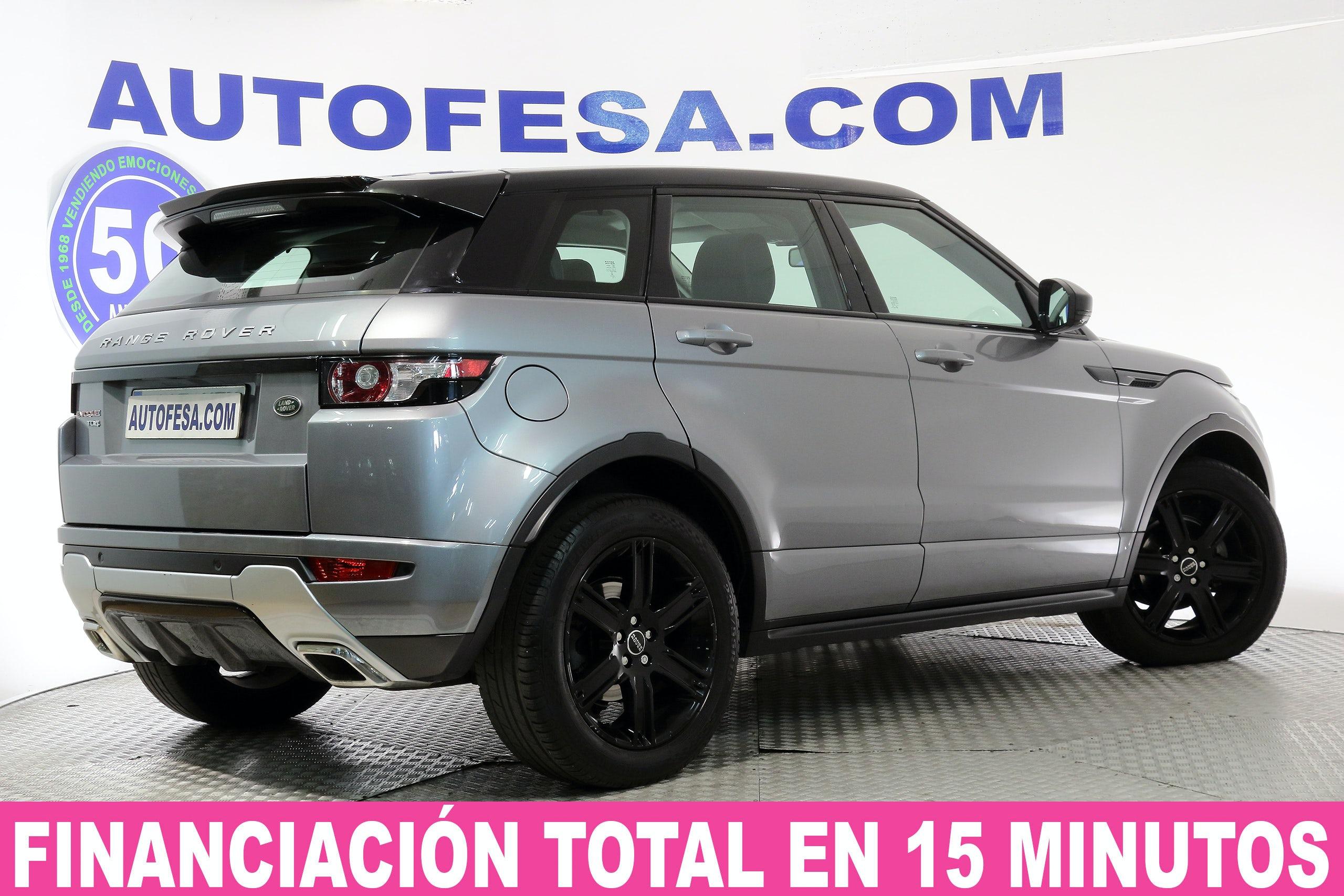 Land Rover Range Rover Evoque EVOQUE 2.2 L PRESTIGE AUTO 150CV 4X4 5P - Foto 5