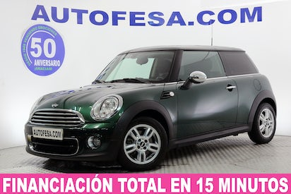 Berlina Mini One D de segunda mano R56 1.6D 90cv 3p S/S