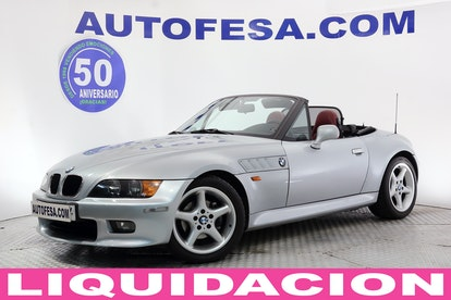 BMW Z3 Roadster 2.8i 193cv Hard top 2p