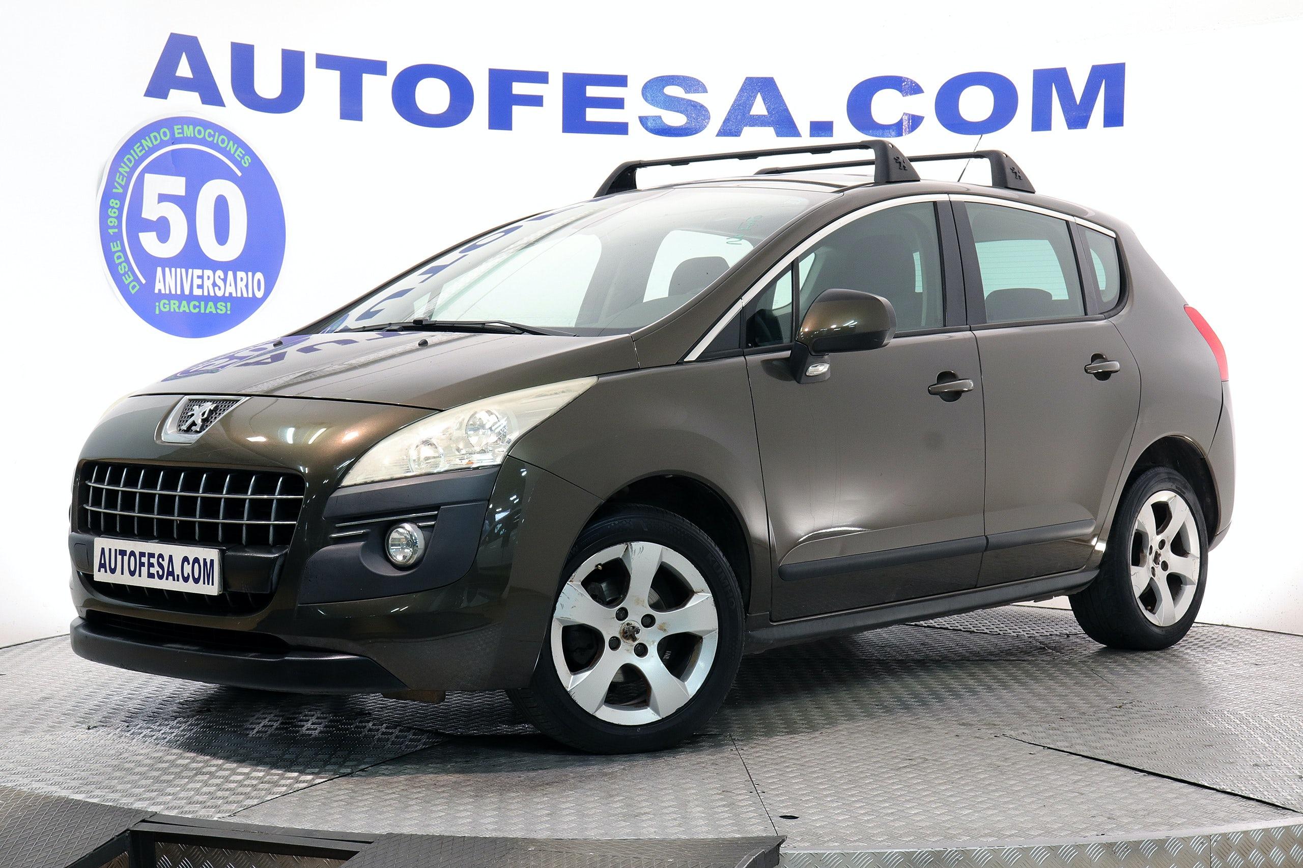 Fotos del Peugeot 3008 1.6 VTi 120cv Premium 5pExterior 1