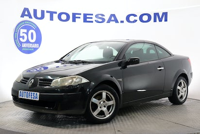Renault Megane CC 1.6 115cv Confort Authentique 2p