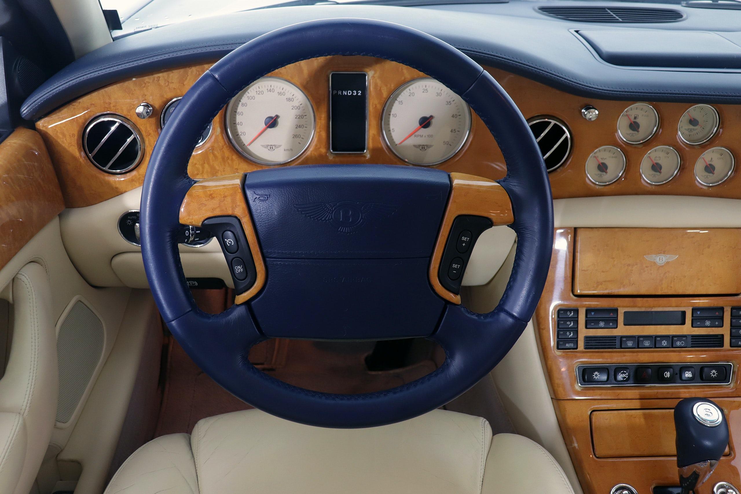 Bentley Arnage 6.8 V8 405cv Auto 4p - Foto 22