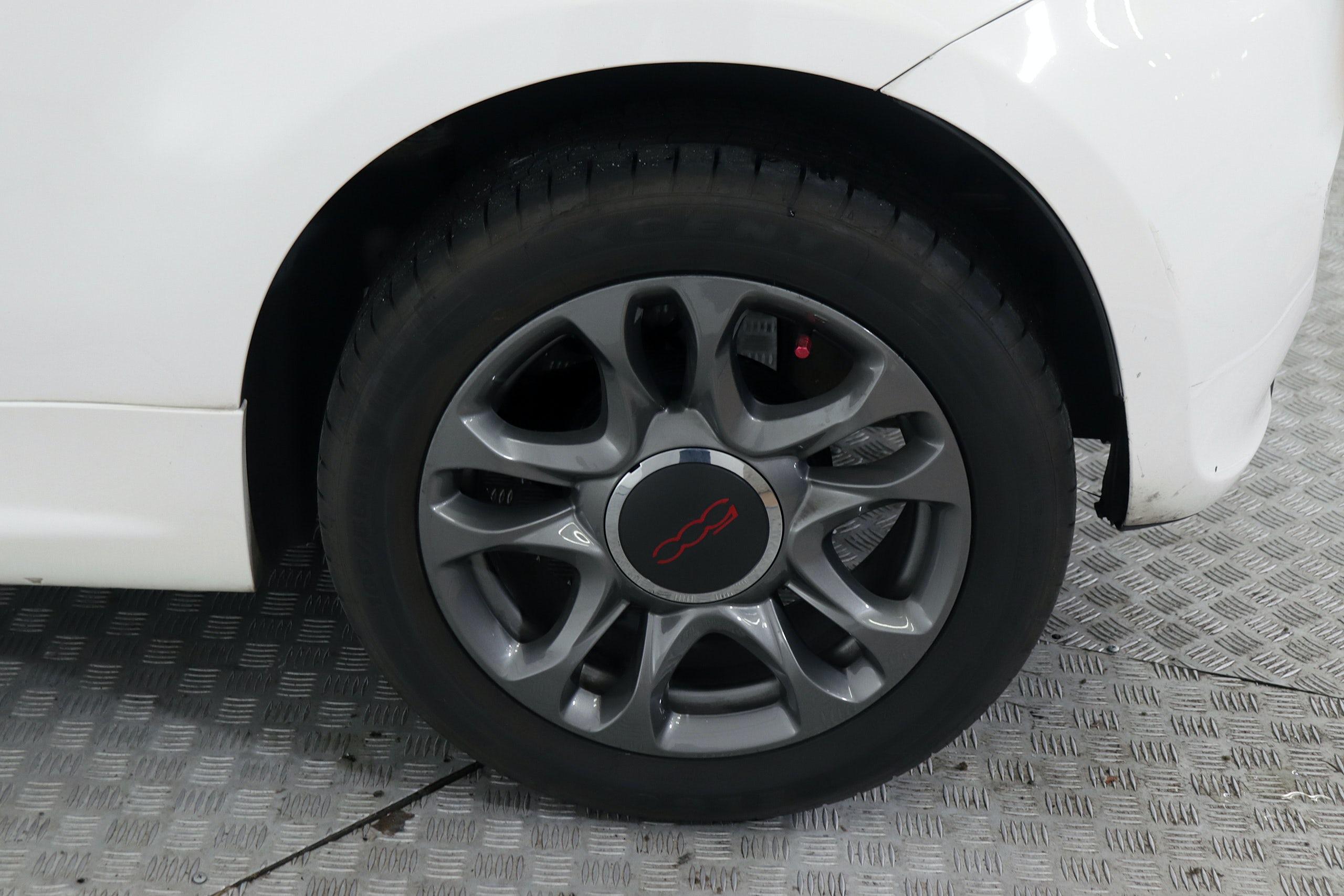 Fiat 500 1.2 8V 69CV S 3P