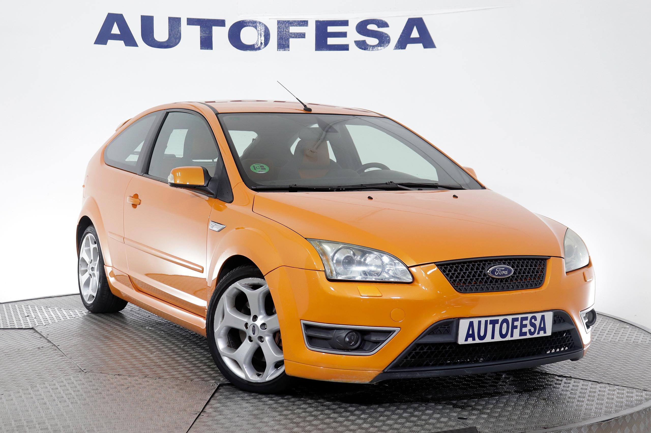 Ford Focus 2.5 225cv ST Racing Orange 3p 6v - Foto 3