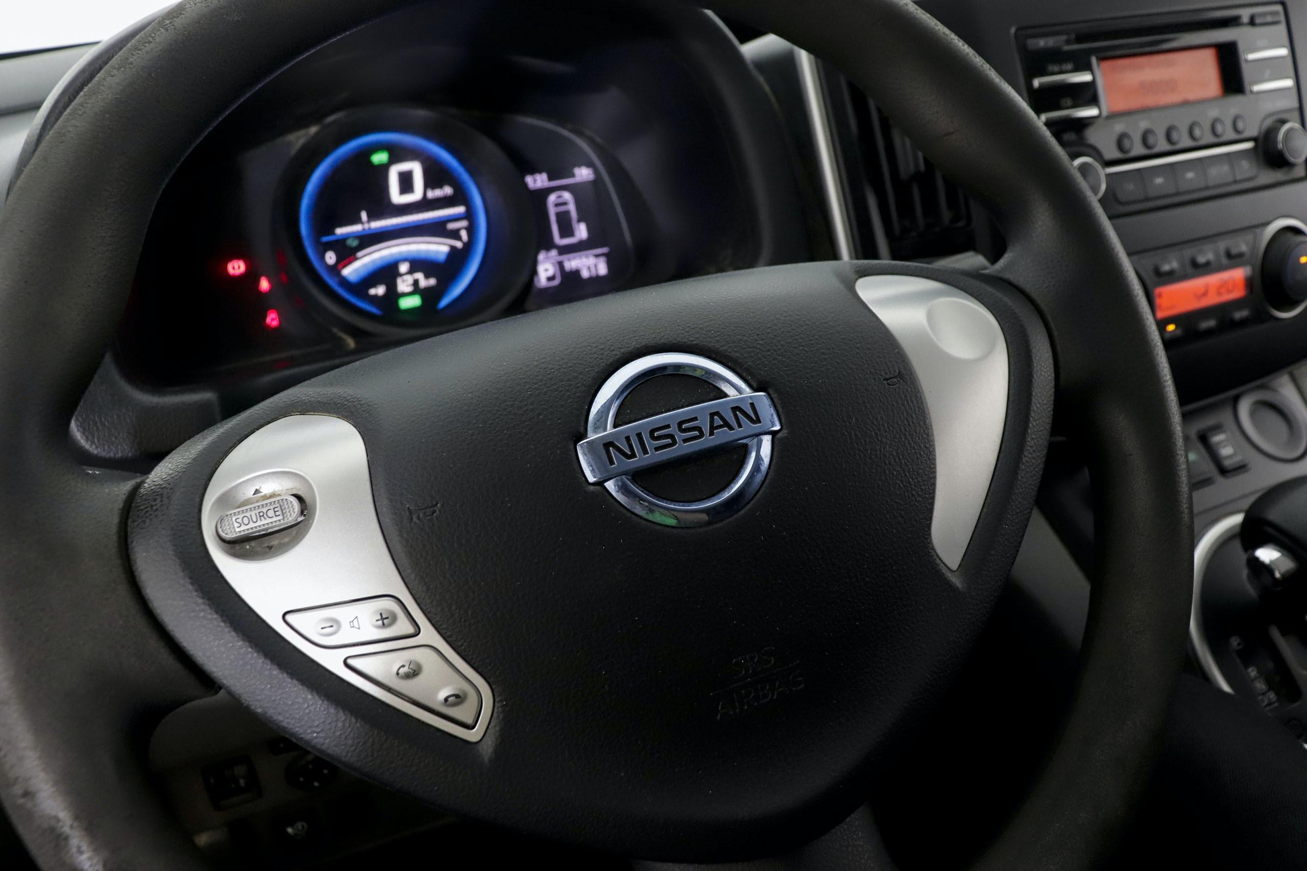 Nissan E-nv200 Combi5 110cv 5p Hybrid E5 Auto - Foto 20