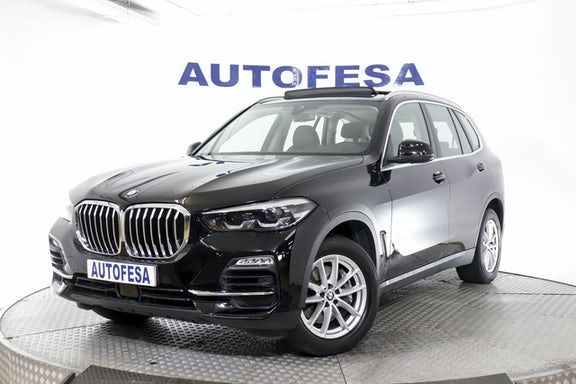 BMW X5 E70 xDrive30d 4WD 265cv 5p 7plz Auto S/S